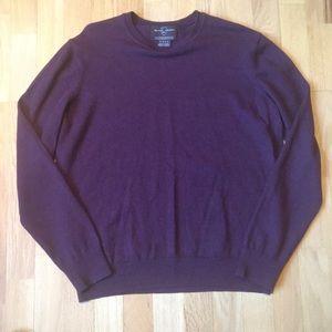 ✌🏼Men's Black Brown Sweater XL